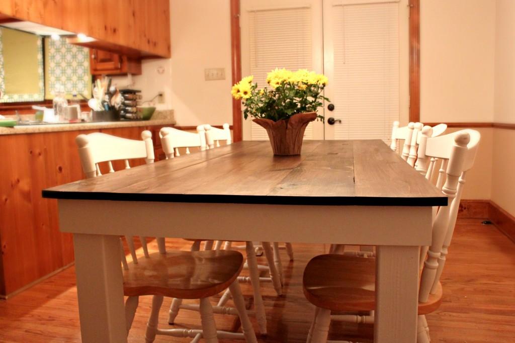 mutfak masasi aydinlatmasi