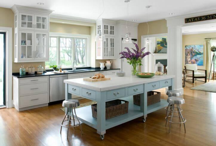 Sade-Vintage-Tarzı-Mutfak-Modelleri
